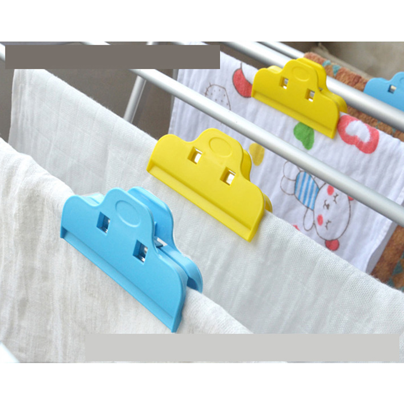 1pcs/polybag baby food sealing clamp plastic safety product