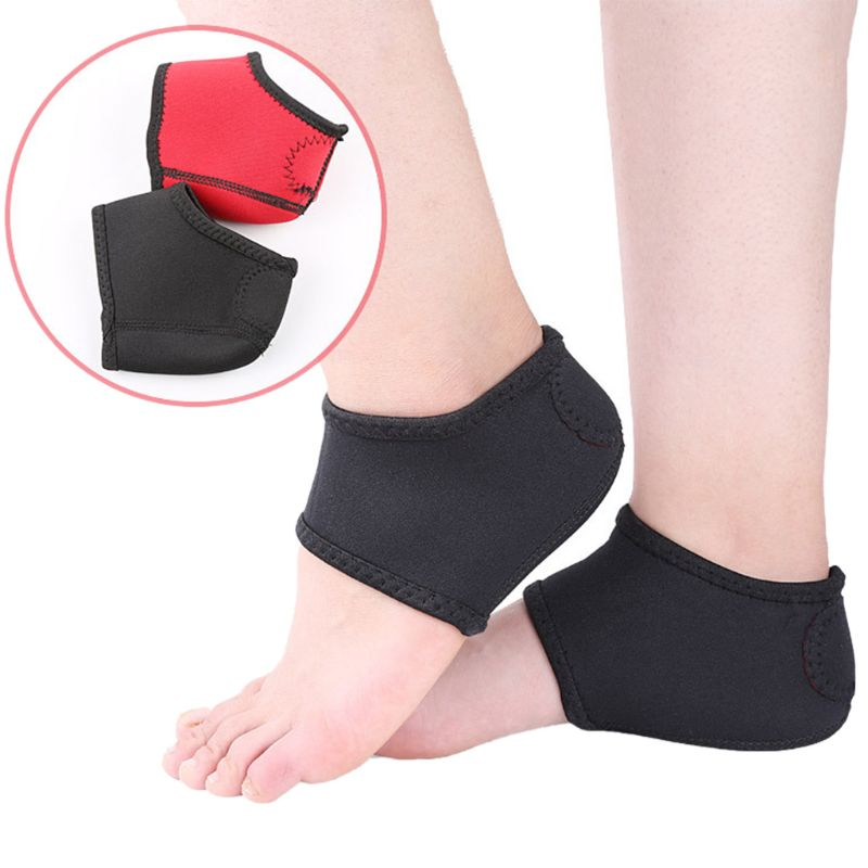 1 Paar Ferse Socken Warme Schmerzen Relief Fuß Schutz Hautpflege Füße Geknackt Trocken Hart Beschützer Frauen Männer Weiche