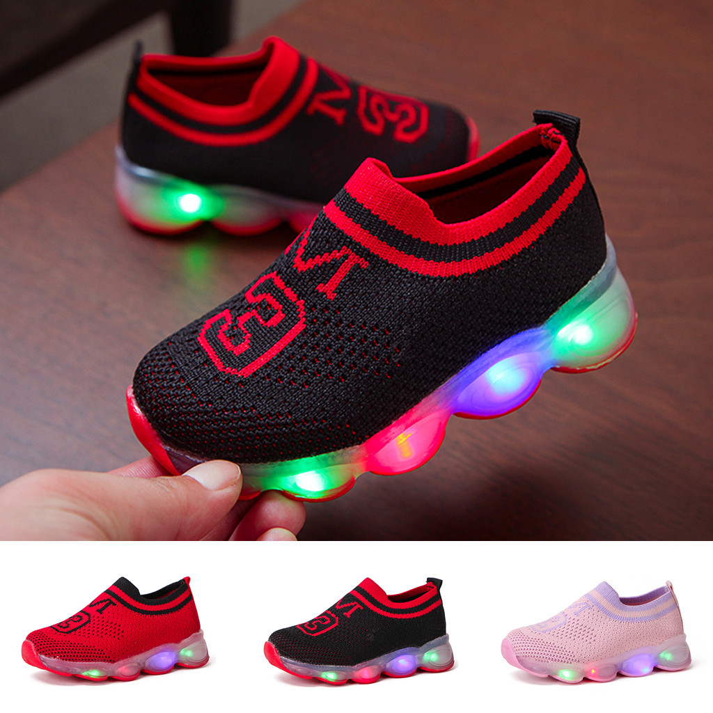 Toddler's Leisure Outdoors Casual Shoes Breathable Children's Mesh Sneaker casual Sports Toddler Infant Tennis Shoes(China)