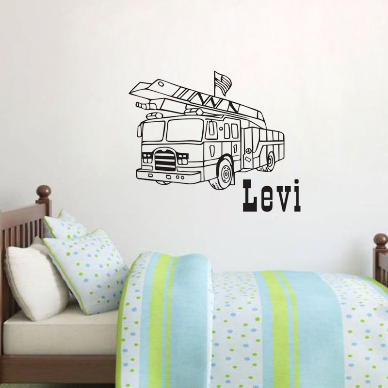 Popular fire truck decorations buy cheap fire truck for Where can i find cheap home decor