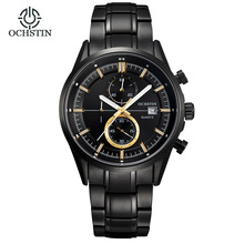 Ochstin Men Chronograph Watch Men s Watch Top Brand Luxury Date Quartz Watch Casual Sport Men