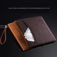 Business Leather Case For IPad Air Air 1 9 7 Inch Handhold Protective Shell Smart Sleep