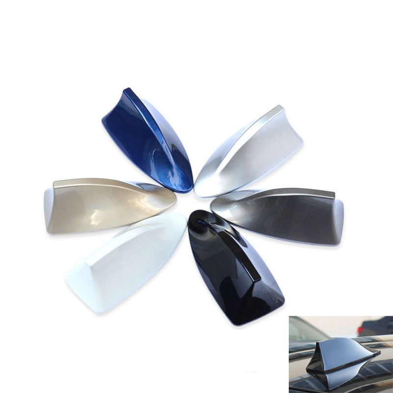 2017 Car Anti-static Aerial Shaft Shark Fin Auto Antenna for Honda FCX Clarity Fit Fit A ...
