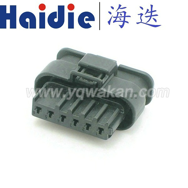 Free shipping 2sets 6pin HIRSCHMANN car connector accelerator pedal plug waterproof cable connector 872-861-501Free shipping 2sets 6pin HIRSCHMANN car connector accelerator pedal plug waterproof cable connector 872-861-501