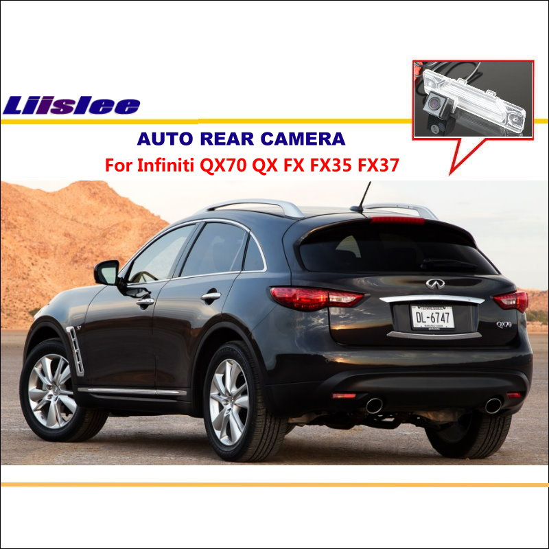 Liislee Car Rear View font b Camera b font For Infiniti QX70 QX FX FX35 FX37