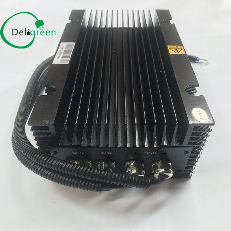 DCDC Converter Power regulator Isolated IP55 96V till 312V Rated DC in 13 5V 75A DC