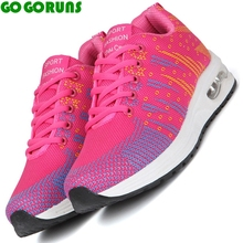 outdoor sport ultra light running shoes women breathable flat mesh trail running shoes ladies racer trainers shoes sneakers 23k6(China (Mainland))