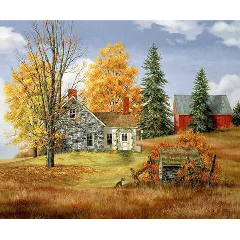 Aliexpress.com : Buy cuadros decoracion scenery pictures
