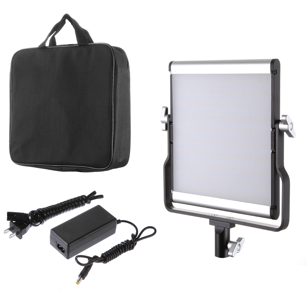 <font><b>L4500</b></font> LED Video Fill Light Lamp Bi-color for Canon Nikon Sony Pentax DV Camcorder DSLR Camera image
