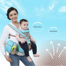 Mambobaby 3-30 Months Baby Carrier Baby Sling Hipseat Kanguru Baby Wrap Backpack Breathable Infant Carrier 4 Positions