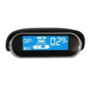 Image 2 - 4 Probe Reversing Detector System Automatically Start Probing Auto Parking Sensors Car Microcomputer Intelligent Control