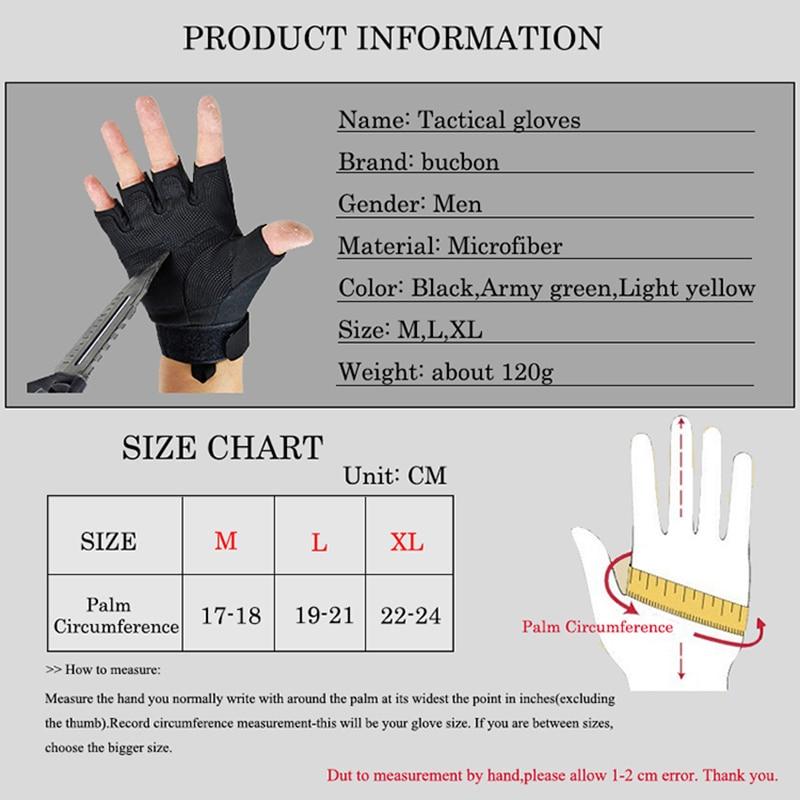 Hohe Qualität Black Hawk Militärische Taktische Handschuhe Männer - Bekleidungszubehör - Foto 6