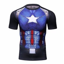 Red Plume Men's sportswear   America's leading logo shirt male movement party outdoor-fitness short-sleeved