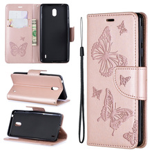 Leather Flip Case For Nokia 3.2 Mobile Phone 1 Plus 4.2 2019 Wallet Cover 2.1 3.1 5.1 2018 Coque