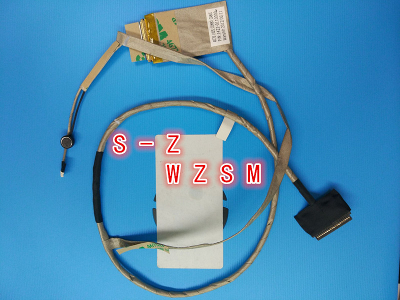 Genuine NEW For Acer Aspire 7739G 7250 7739 7739Z LED LCD Screen Cable LVDS Cable Flex Ribbon works 1422-0110000