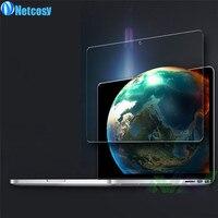 Netcosy Ön Filmi Temperli Cam Ekran Koruyucu Için MacBook pro 12