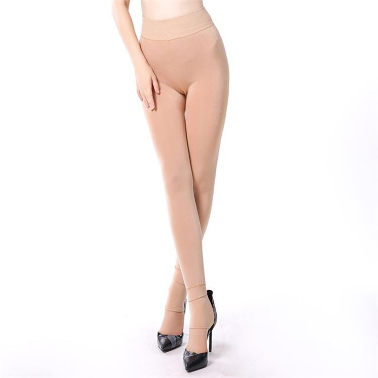 CHLEISURE Winter Warm Leggings Women High Waist Thick Velvet Legging Fashion Solid Large Size Autumn Leggings S-XL 8 Colors 16