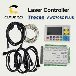 Cloudray Trocen Anywells AWC708C PIÙ Co2 Sistema di Controllo Laser per il Taglio Laser Incisore Sostituire AWC608C