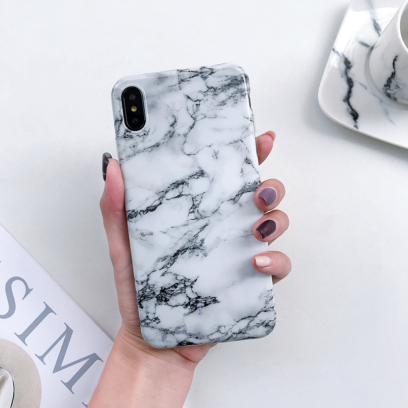 Marble X Case for iPhone SE (2020) 17