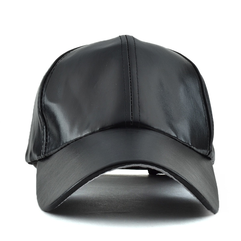 ski brand baseball caps hats sports free shipping new women men black green leather curved