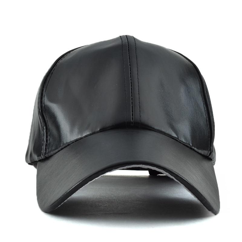 ski brand baseball caps hats sports free shipping new women men black green leather curved