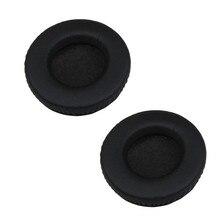 1 пара сменных подушек для ушей, совместимых с razer Kraken/для наушников Sennheiser HD205 HD225# S