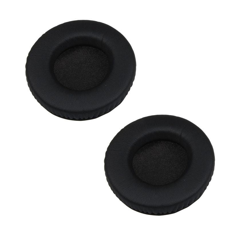 1 Pair Replacement Ear Cushion Earpad Compatible For Razer Kraken / for Sennheiser HD205 HD225 Headphones #S ...