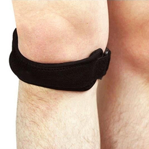Adjustable Sports Gym Patella Tendon Knee Support Brace Strap Protector