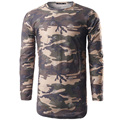 Desert Storm Men camouflage Shirt Long Sleeve Tess Tops Shirt  Men's Fashion New O-Neck Pullover Hot Ancient Hot Shirt Tracksuit