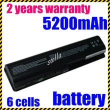 Jigu laptop akku für hp dv4 dv5 dv6 cq60 cq70 g50 g60 g60t g61 g70 g71, P/N 484170-001 EV06 KS524AA KS526AA HSTNN-IB72 ev06