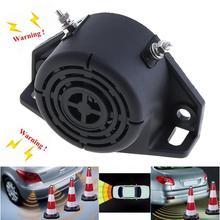 KX-5026 Black 105dB Reversing Back Up Alarm Horn Speaker for Motorcycle Car Vehicle Tricycle