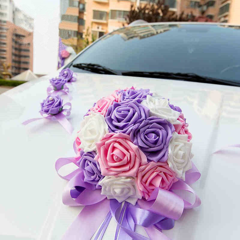 Wedding Car Decoration Ideas 2018 Pictures