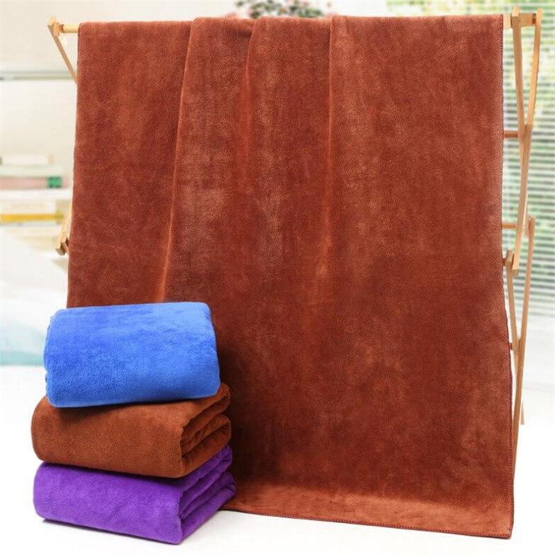 1 St Super Grote 80*180 Cm Badhanddoek Quick Droog Thuis Dagelijks Gebruik Gezondheid Huidverzorging Handdoek Milieubescherming Spa Beauty Bed