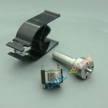 ERIKC-kit de reparación de inyectores diésel, boquilla L137PBD y válvula 9308-621C para inyección EJBR02901D EJBR03701D y EJBR02401Z, 7135-661