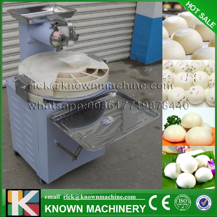 Free shipping by sea Dough divider and rounder/cutter/ball making machine with stainless steel food grade on hot sale