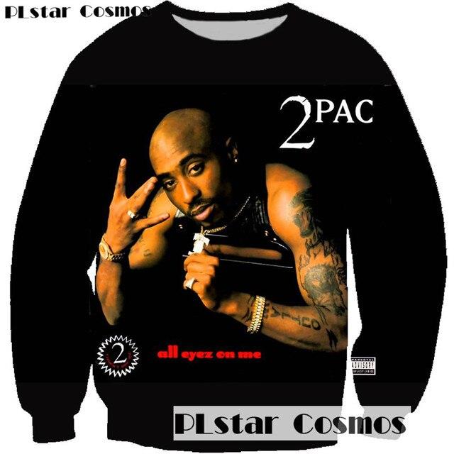 4afdc4198a7f PLstar Cosmos sweatshirts 3d print 2pac tupac harajuku casual Pullovers Fashion  Men Women Long sleeve Crewneck