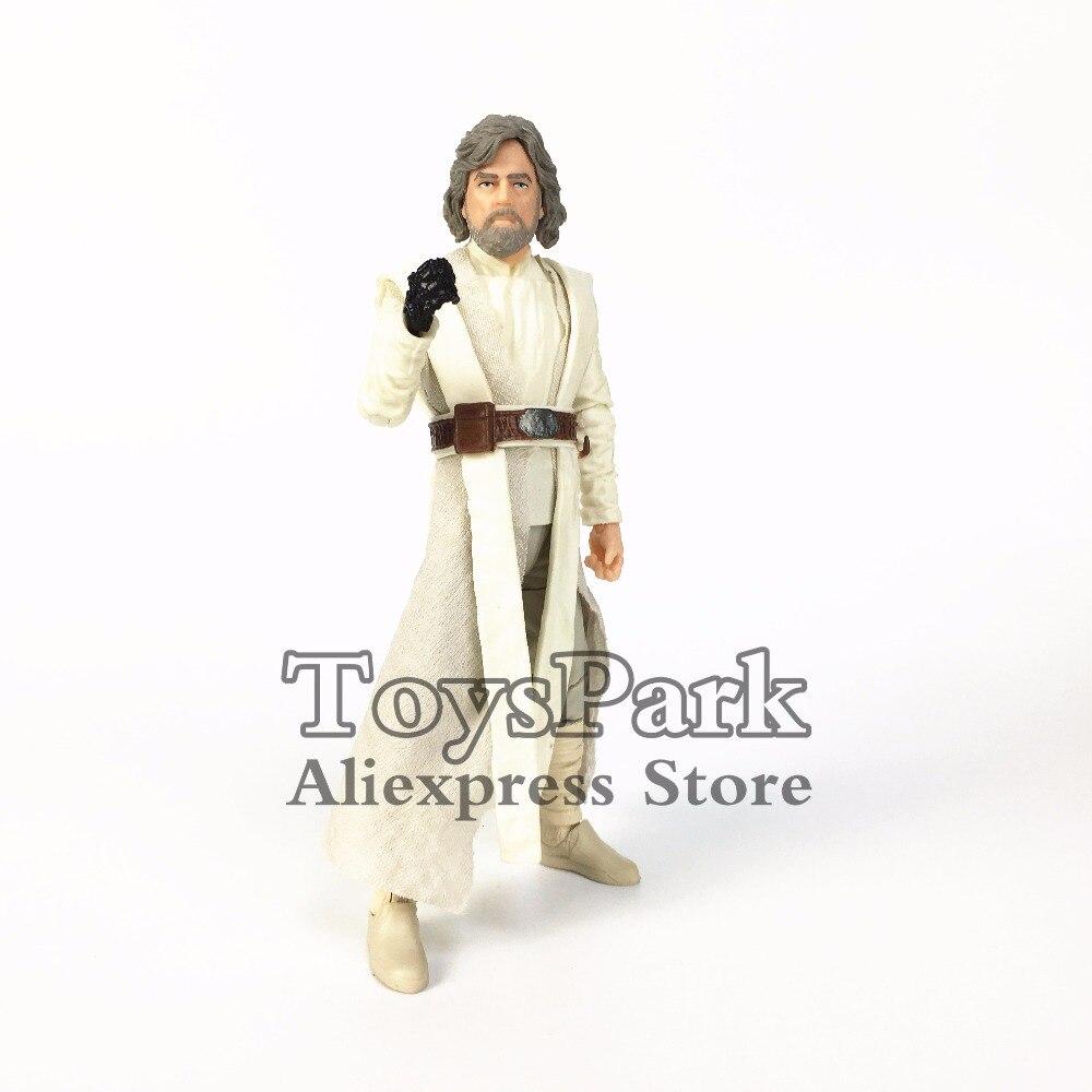 купить Star Wars 6 Old Luke Skywalker Jedi Master Action Figure Movie The Last From Black Series Target Exclusive Deluxe Collectable онлайн
