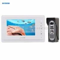 600TVLine IR Camera 7 Inch TFT Color LCD Display Video Door Phone Intercom Doorbell Night Vision