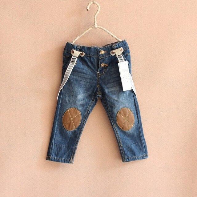 Продажа большой бренд брюки для мальчиков детские джинсы детские габаритные джинсы 100% хлопка детей брюки Бесплатная доставка