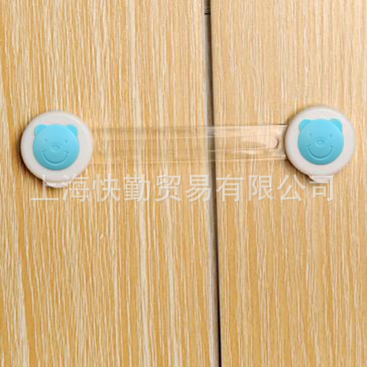 Lengthening childrens drawer locks, cubs, refrigerator locks, hand guards, baby safety windows, door locks ...