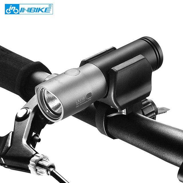 1000 люмен usb аккумуляторная фонарик мини водонепроницаемый мощный светодиодный велосипед свет cree xm-l2 u3 безопасности переднего света