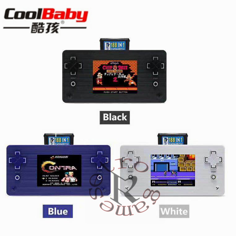 PMP 6000 handheld Game Player Built-in 500 Games Portable Video 2.8'' LCD Handheld Player For Family Mini Video Game Console