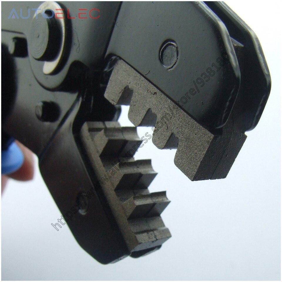 tipo de Terminais Cores Hsc8 6-6a 0.25-6mm2 Friso