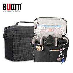 BUBM Waterproof Protective Camera Lens Bag Digital Video Photo case DSLR Camera Equipment Bag for Sony, Canon, Nikon, Olympu