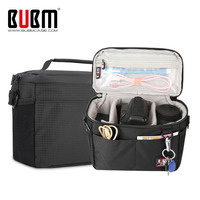 BUBM Waterproof Protective Camera Lens Bag Digital Video Photo case DSLR Camera Equipment Bag for Sony, Canon, Nikon, Olympu