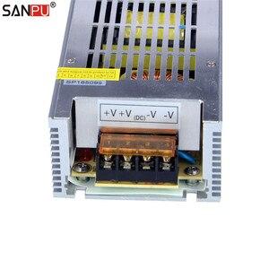Image 5 - SANPU SMPS 300 w 24 v LED Sürücü 12a Sabit Gerilim Anahtarlama Güç Kaynağı 220 v 230 v ac  dc Aydınlatma Trafo Fansız Kapalı