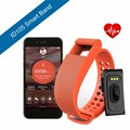ID105 Smart band Fitness Tracker BT4.0 Heart Rate Monitor Pulse Smart Bracelet Sports  for Android iOS smartphone