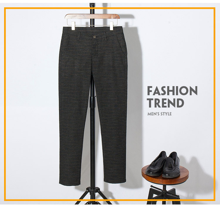 MRMT 2019 Brand Mens Spring And Summer Casual Pants Men Striped Micro Elastic Straight Trousers MRMT 2019 Brand Mens Spring And Summer Casual Pants Men Striped Micro Elastic Straight Trousers
