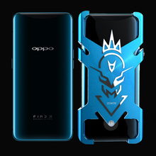 New Thor Series case for OPPO Find X Luxury OPPO Find X metal case Powerful Shockproof case for OPPO Find X Aviation Aluminum