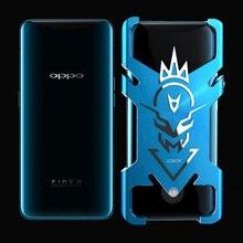 Nuovo Thor Serie di caso per OPPO Trova X di Lusso OPPO Trovare X cassa del metallo Potente Antiurto di caso per OPPO Trova X di Alluminio di Aeronautica